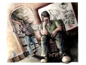 PTSD is becoming an epidemic among veterans.