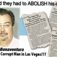 LV Constable John Bonaventura Ordered Cover-Up of Illegal Data Searches