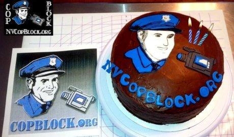 Fantastic Nevada Copblock Birthday Cards Printable Opercafe Filternl