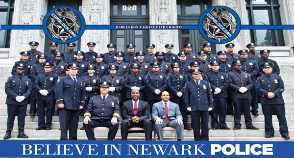 Newark Police Lieutenant Racist Mayor