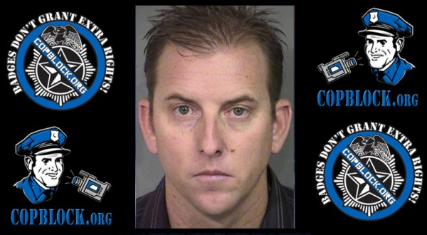 Las Vegas Police Officer Jeffrey Harper Fraud Arson
