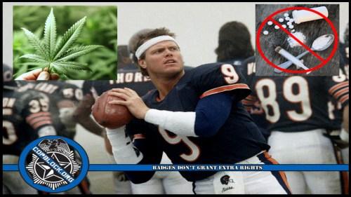 Jim McMahon Medical Marijuana NFL