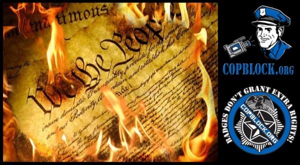 Supreme Court Decision Fourth Amendment Cop Block