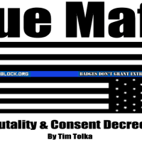 The Blue Mafia: New Book Explores Police Brutality and Consent Decrees in Ohio