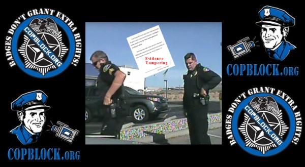 Boulder City Sgt John Glenn Perjury Evidence Tampering