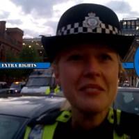 British Transport Police Officers Kidnap and Assault UK Copblocker For Filming Police
