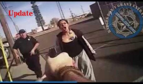 Winslow Police Shooting Loreal Tsingine Austin Shipley