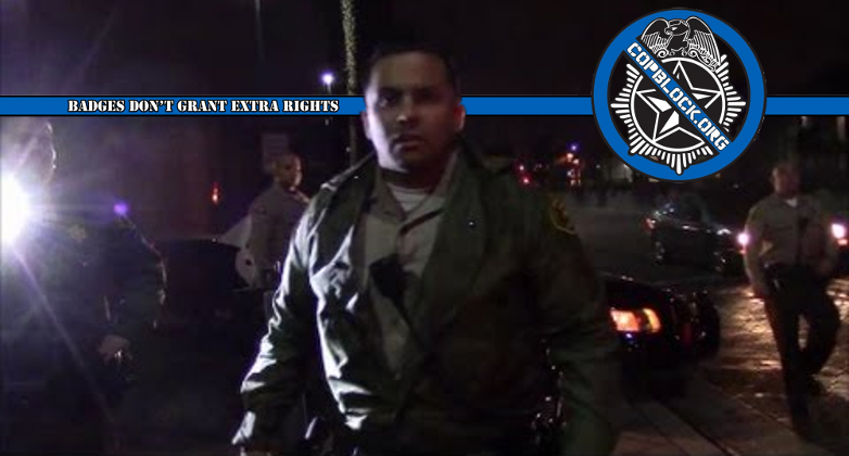 Cop Blocker Nasty Nathanial Threatened with Arrest for Filming LA Police Station on New Year's Eve