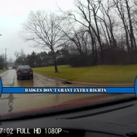 Video Update: Ohio Cop Who Ran Stop Sign to Ticket Lyndhurst Man For Flipping Him Off