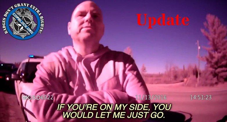 Video Arrest Super Drunk Michigan Cop Lt. Brian Filipiak