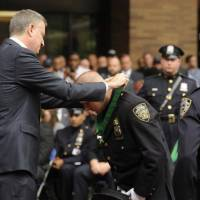 Update: NYPD Cop Who Got Drunk, Broke Into a Woman's House, and Repeatedly Assaulted Her Given Probation