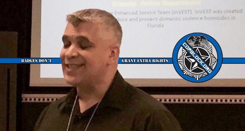 Orlando Police Department Detective Angel Burgos Rape