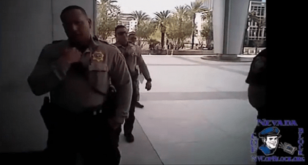 LVMPD Illegal Detention False Arrest Las Vegas Federal Courthouse