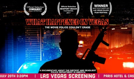 What Happened In Vegas Ramsey Denison LVMPD Documentary Movie Police Brutality