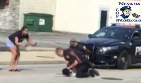 Euclid Ohio Police Brutality Arrest Beating
