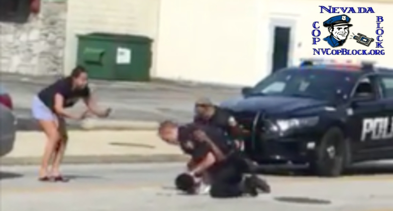 Euclid Ohio Police Brutality Arrest Beating