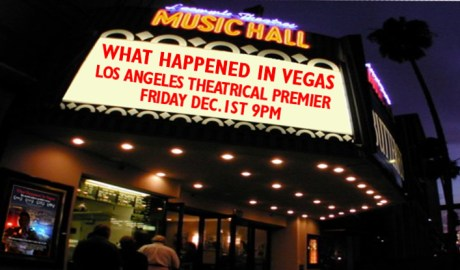Documentary What Happened in Vegas Ramsey Denison Laemmle Los Angeles Premier