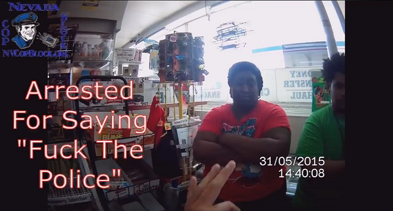 "Body Cam Video: Alabama Mother Unlawfully Arrested After Saying ""F The Police"""