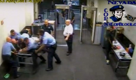 Pennsylvania Bar Association Pres Clifford Haines Assaulted by Philly Sheriffs Deputies