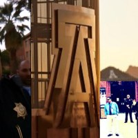 Harassed by Police, Secret Service, and FBI at University of Arizona Event Attended by Gov. Ducey, Pres. Trump