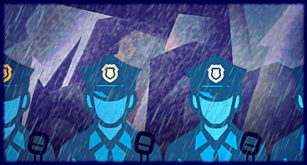 ACAB All Cops Are Bastards Police Violence Corruption
