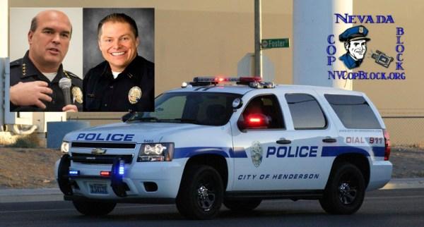 Police Chief Patrick Moers Deputy Chief Bobby Long