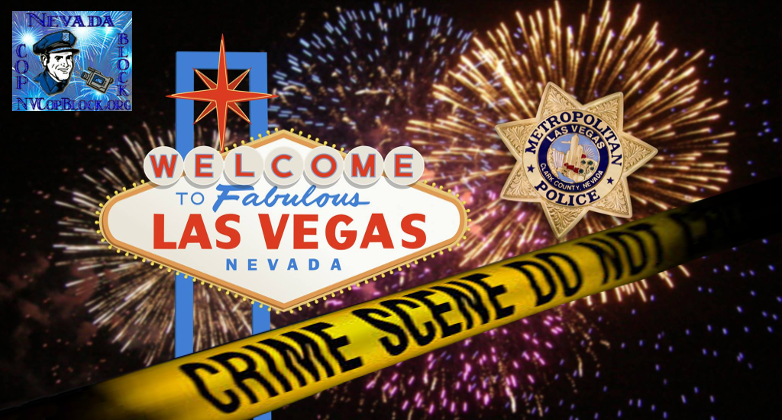 New Years on the Las Vegas Strip: LVMPD Vice Detective Already Under FBI Investigation Accidentally Shot Tourist