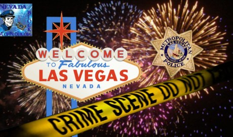Las Vegas Strip New Years Negligent Discharge LVMPD Det Al Beas