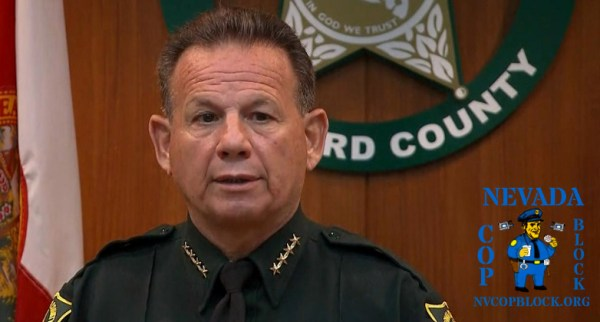 Broward County Sheriff Scott Israel ordered deputies not to enter school during Parkland FL. mass shooting