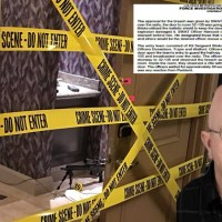 "Was Las Vegas Cop Who Guarded Stephen Paddock's Door at the Mandalay Bay on October 1st ""Set Up"" on Sex Charges?"