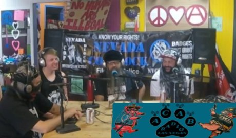 ACAB Radio Episode Five Las Vegas May Day