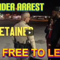 LVMPD Cops Illegally Detain Two Young Men; Lie to Family About Fifth Amendment Rights