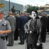 "Kentucky State Police Academy Training Quoted Hitler; Urged Cadets to be ""Ruthless Killers"""