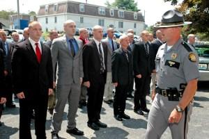 Lt. Curt Hall Kentucky State Police Training
