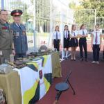 В Новороссийске поисковики и полицейские провели урок живой истории