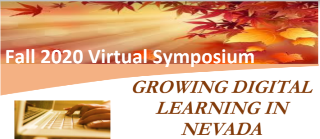 Fall 2020 Virtual Symposium header