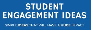 "picture of title ""Student Engagement Ideas"""
