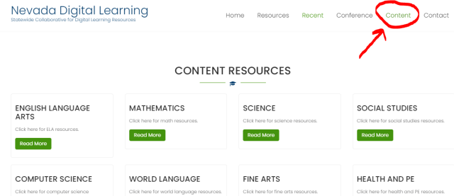 content resources image