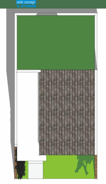 gambar rumah sangat sederhana  Sketchs Blog