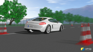 Test Driving in Virtual Reality – nVIZ GmbH