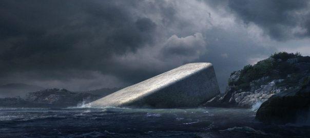 Under - первый подводный ресторан Европы в Норвегии