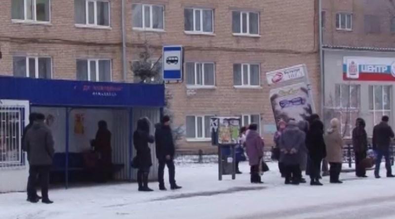 В Бузулуке газелисты не вышли на маршруты из-за транспортной реформы