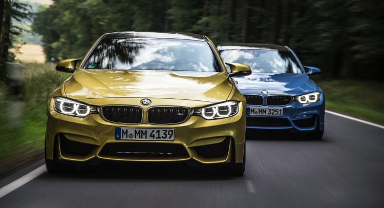 BMW резко увеличил продажи M и M Performance в 2015