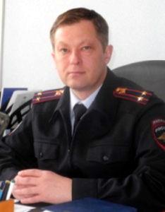 Гавриш Андрей Павлович - подполковник полиции