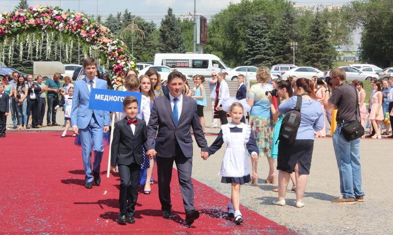Дмитрий Садовенко на Губернаторском балу