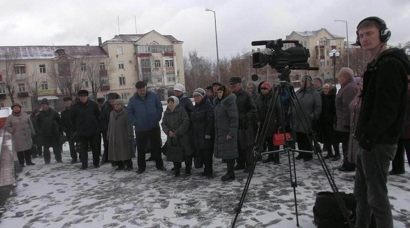 Медногорцы выразили своё несогласие на обнищание и безудержный рост тарифов ЖКХ
