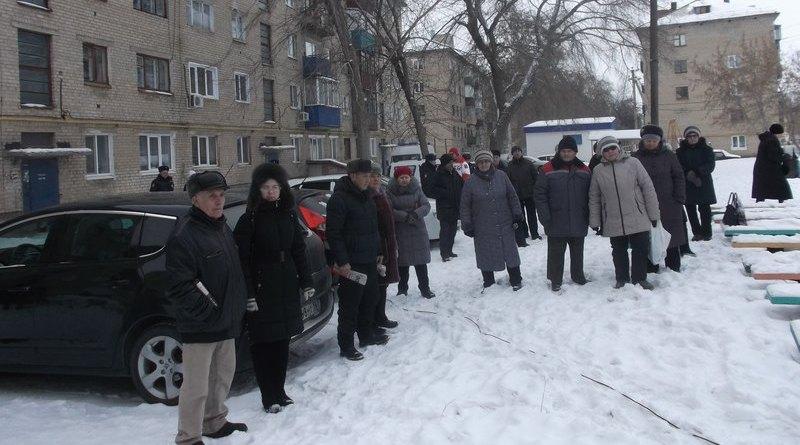 За честные выборы и достойную жизнь в Медногорске