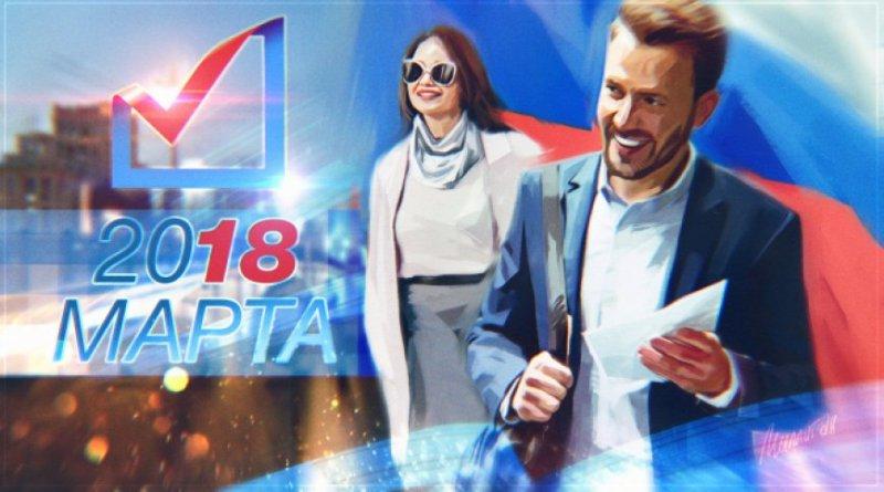 Выборы президента России — 2018. Итоги голосования по городу Медногорск