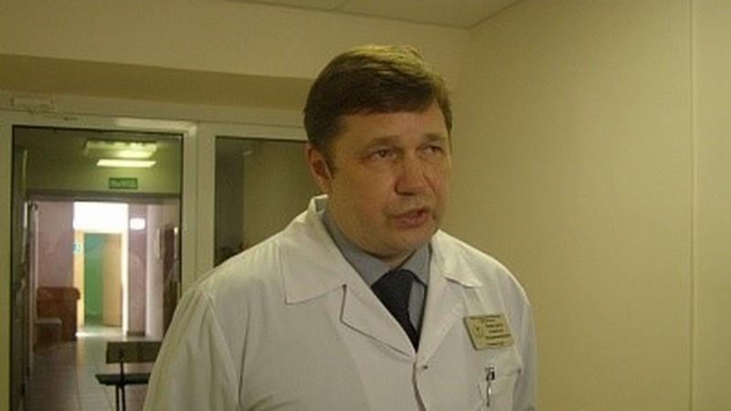 Главврач А. Перегудов