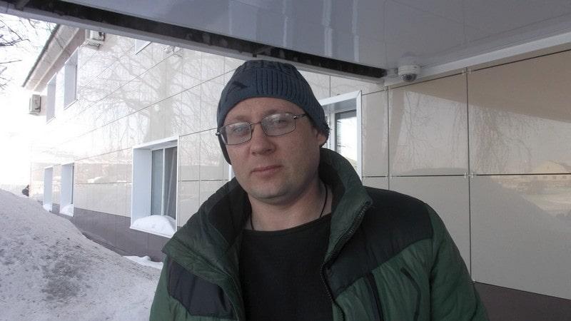 Михаил Коротеев Медногорск